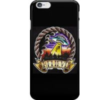 Believe black iPhone Case/Skin