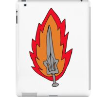 the mightiest sword in the universe iPad Case/Skin