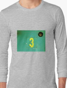 3 Long Sleeve T-Shirt