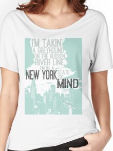 Billy Joel New York State of Mind Women's Relaxed Fit T-Shirt