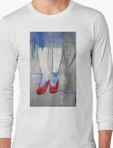 """Ruby Slippers"" Long Sleeve T-Shirt"