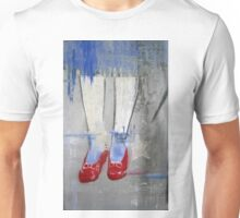 """Ruby Slippers"" Unisex T-Shirt"