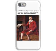 Cedric`s Trousers iPhone Case/Skin