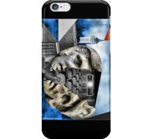 Cincinnati at Flood Time iPhone Case/Skin