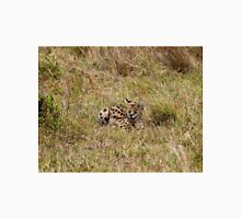 Serval on the Masai Mara Unisex T-Shirt