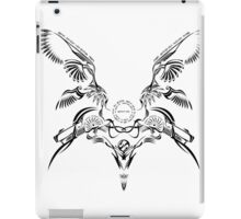 Noel Vermillion Emblem iPad Case/Skin