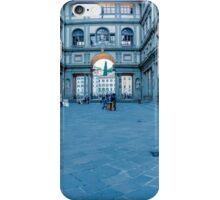 Courtyard Pano iPhone Case/Skin