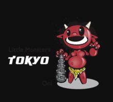 Little Monsters Tokyo: ONI Kids Tee