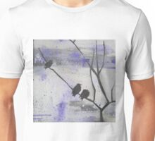 Small Birds Unisex T-Shirt
