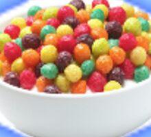 Tiggeer cereal Sticker