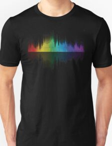 Music Bars Design T-Shirt