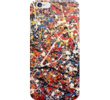 THE STONE ROSES PAIN SPLATER EFECT iPhone Case/Skin