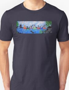 Kayak Dogs T-Shirt