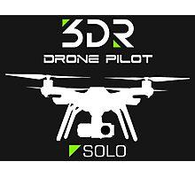 3DR SOLO DRONE PILOT Photographic Print