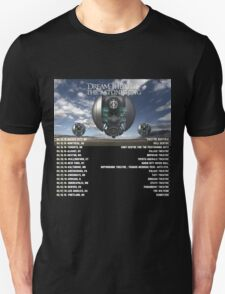 DREAM THEATER THE ASTONISHING TOUR DATE 2016 T-Shirt