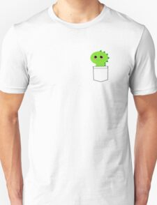 Pocket cute dino (T-Rex) T-Shirt