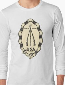 bsa and rifle Long Sleeve T-Shirt
