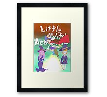 Little Witch Acadamia Framed Print