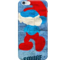smurfs iPhone Case/Skin