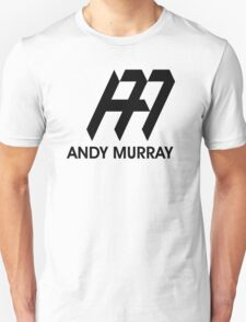 ANDY MURRAY 77 NEW LOGO T-Shirt