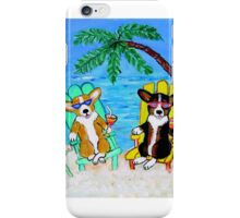 Cool Corgis iPhone Case/Skin