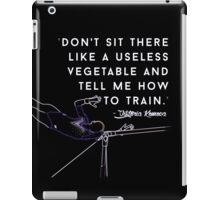 VEGETABLE KOMOVA iPad Case/Skin