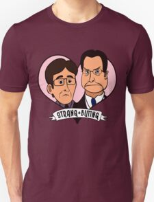 Strang & Buting: Heartthrobs At Law T-Shirt