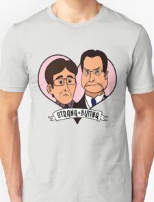 Strang & Buting: Heartthrobs At Law T-Shirt