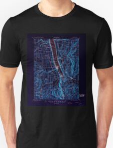 New York NY Watkins 140063 1901 62500 Inverted T-Shirt