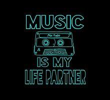 Music is my Life Partner by millennialchic
