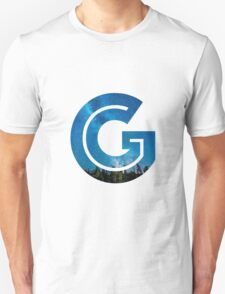 The Letter G - Starry Night T-Shirt