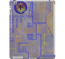 Ancient Being: Airwhale iPad Case/Skin