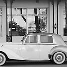 Vintage Rolls Royce by Caren