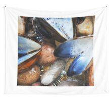 Muscles & Stones Wall Tapestry