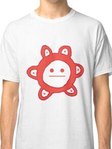 Taino Sun Poker Face Classic T-Shirt