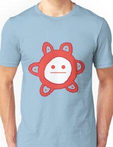 Taino Sun Poker Face Unisex T-Shirt