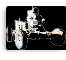 Lunar Rover - Moon Buggy Canvas Print