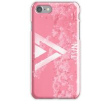 Seventeen Jun - Pink Flowers iPhone Case/Skin