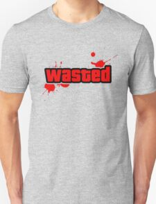 "GEEK - GTA ""Wasted"" T-Shirt"