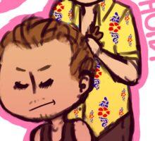 Bun Husbands Sticker