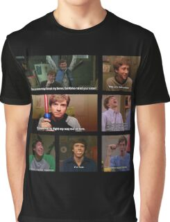 Eric Forman Quotes Graphic T-Shirt