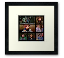 Eric Forman Quotes Framed Print