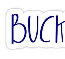 'Ray Bucknell Sticker