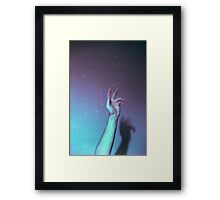 Like a Lost Memory Framed Print