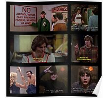 Michael Kelso Quotes Poster