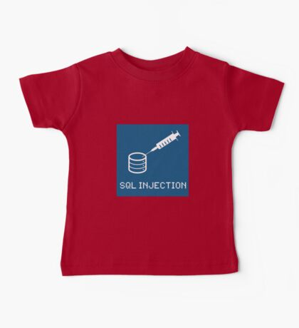 SQL Injection Baby Tee
