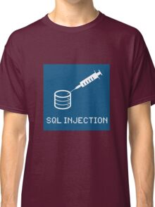 SQL Injection Classic T-Shirt