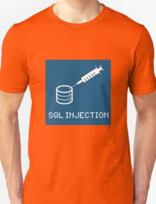 SQL Injection T-Shirt