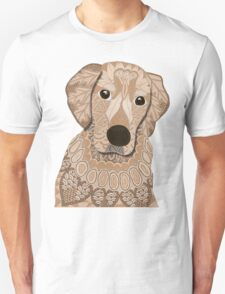 Golden Retriever 01 T-Shirt