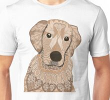 Golden Retriever 01 Unisex T-Shirt